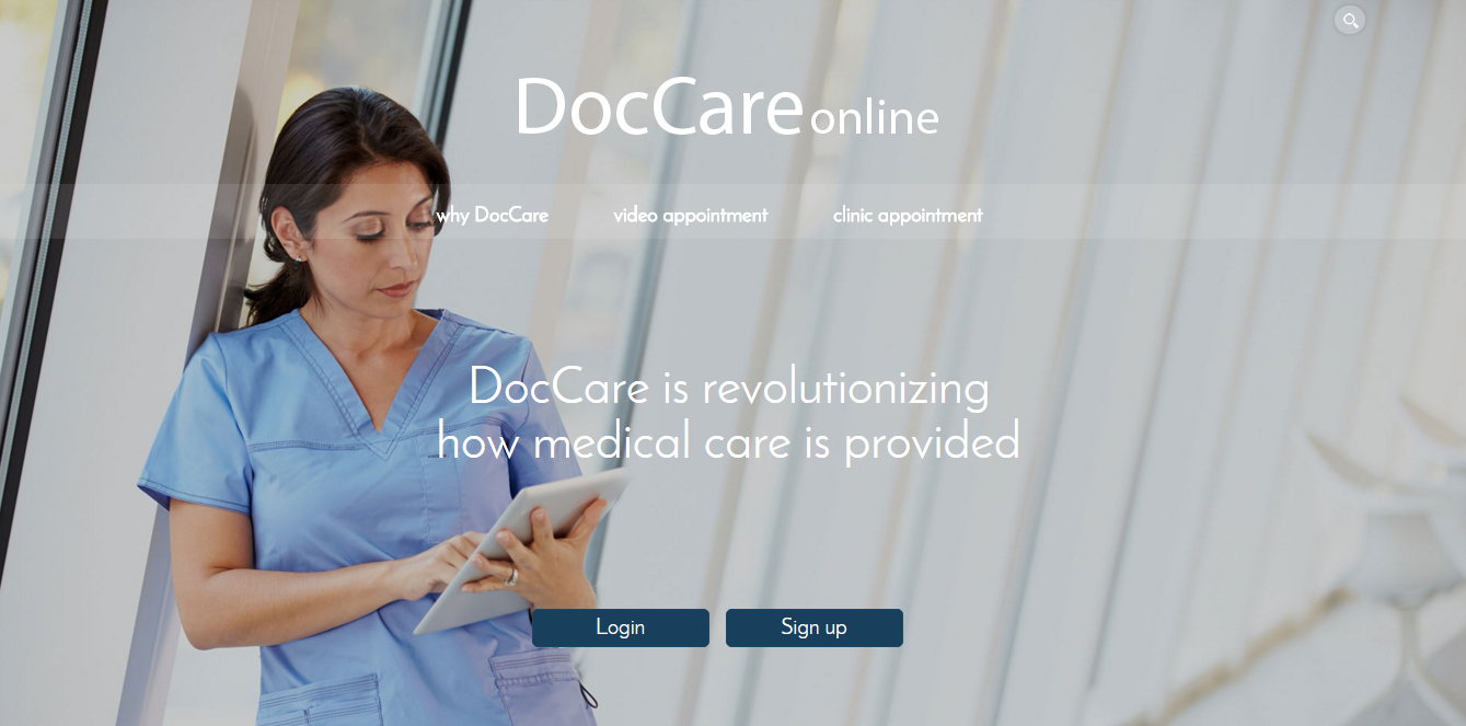 DocCare Online 2